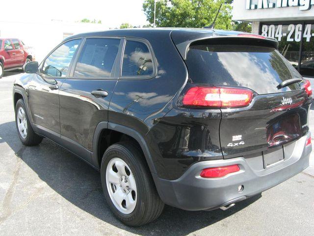 2014 Jeep Cherokee  Sport 4X4 Richmond, Virginia 7
