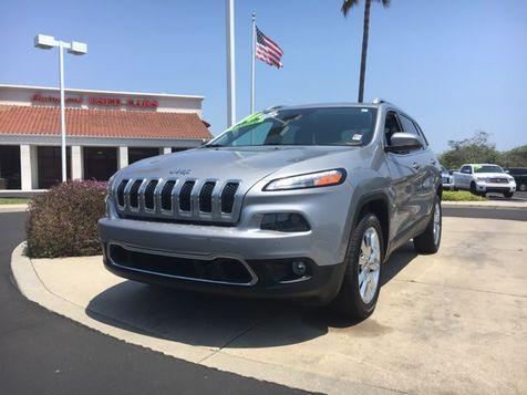 2014 Jeep Cherokee Limited   San Luis Obispo, CA   Auto Park Sales & Service in San Luis Obispo, CA