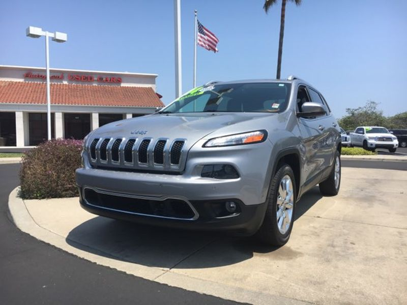 2014 Jeep Cherokee Limited   San Luis Obispo, CA   Auto Park Sales & Service in San Luis Obispo CA