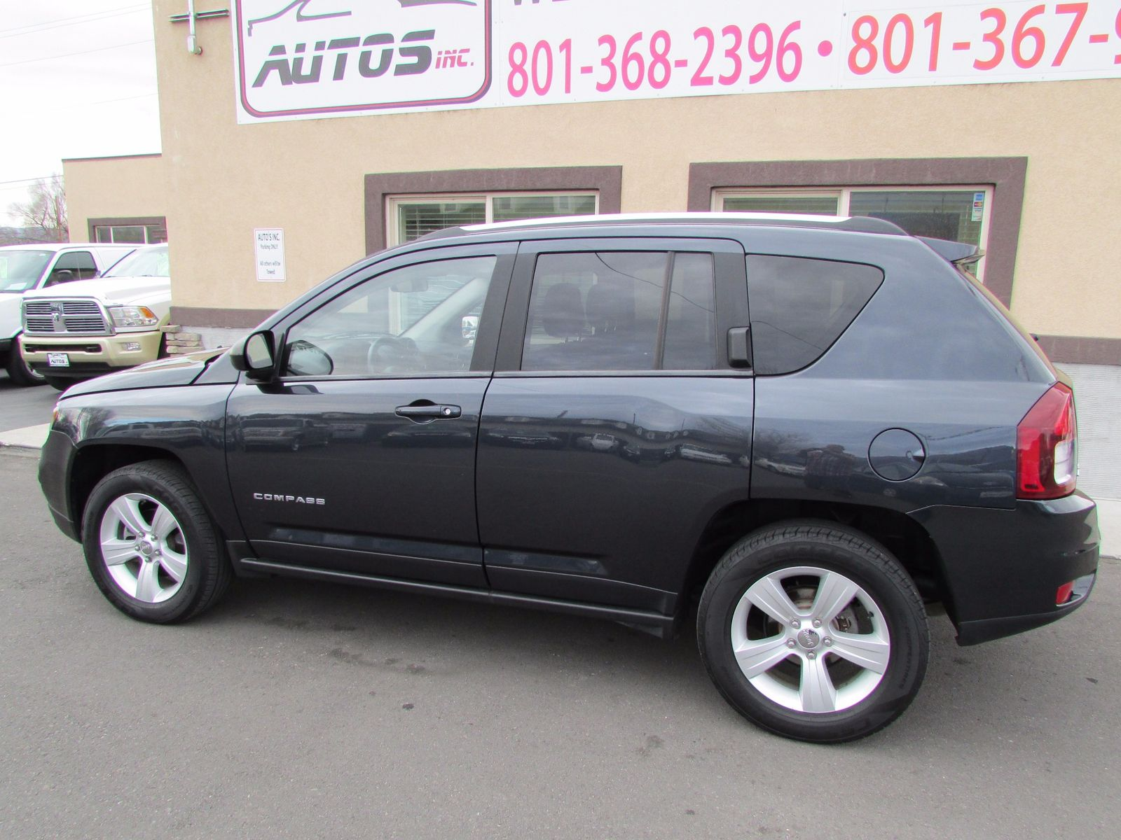 2014 Jeep pass 4x4 Sport city Utah Autos Inc