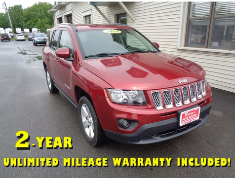 2014 Jeep Compass Latitude in Brockport