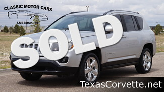 2014 Jeep Compass in Lubbock Texas