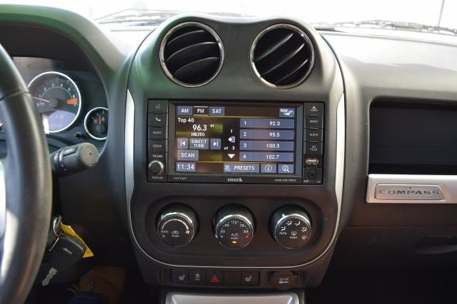 2014 Jeep Compass Limited Richmond Hill, New York 13
