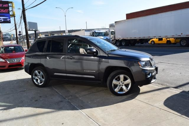 2014 Jeep Compass Limited Richmond Hill, New York 2