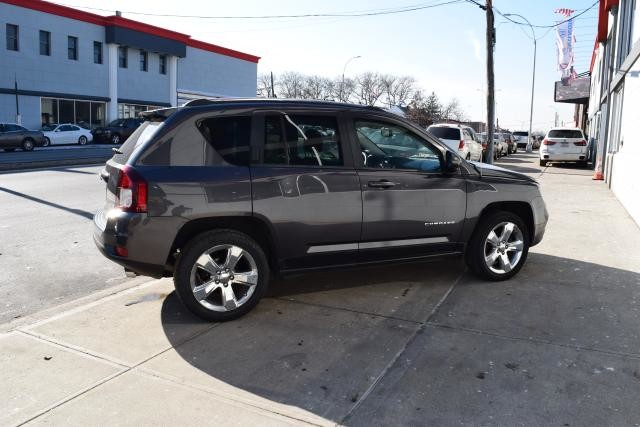 2014 Jeep Compass Limited Richmond Hill, New York 4