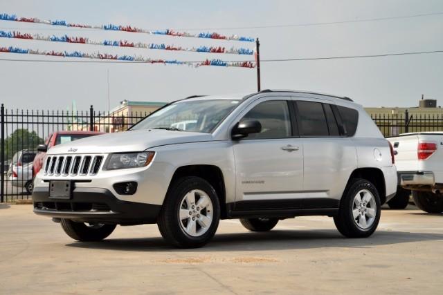 2014 Jeep Compass Sport San Antonio , Texas 1