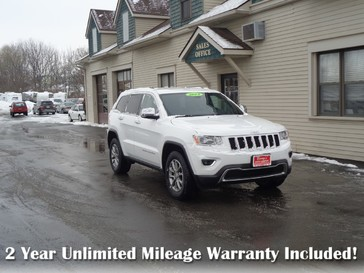 2014 Jeep Grand Cherokee Limited in Brockport