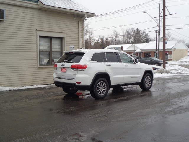 2014 Jeep Grand Cherokee Limited  city NY  Barrys Auto Center  in Brockport, NY