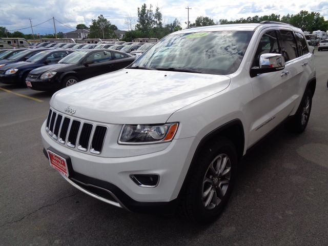 2014 Jeep Grand Cherokee Limited  city NY  Barrys Auto Center  in Brockport, NY