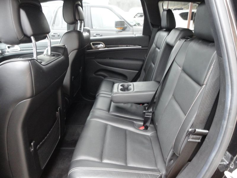 2014 Jeep Grand Cherokee Overland  Brownsville TX  English Motors  in Brownsville, TX