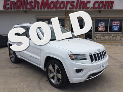 2014 Jeep Grand Cherokee Overland in Brownsville, TX