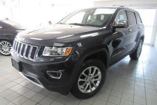 2014 Jeep Grand Cherokee Limited W/ NAVIGATION SYSTEM/ BACK UP CAM Chicago, Illinois 3