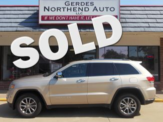 2014 Jeep Grand Cherokee Limited Clinton, Iowa