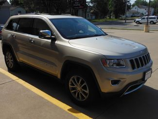 2014 Jeep Grand Cherokee Limited Clinton, Iowa 1