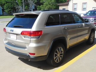 2014 Jeep Grand Cherokee Limited Clinton, Iowa 2