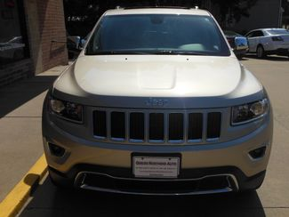 2014 Jeep Grand Cherokee Limited Clinton, Iowa 24