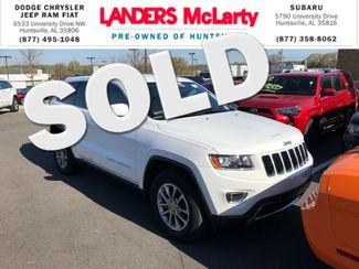 2014 Jeep Grand Cherokee Limited | Huntsville, Alabama | Landers Mclarty DCJ & Subaru in  Alabama