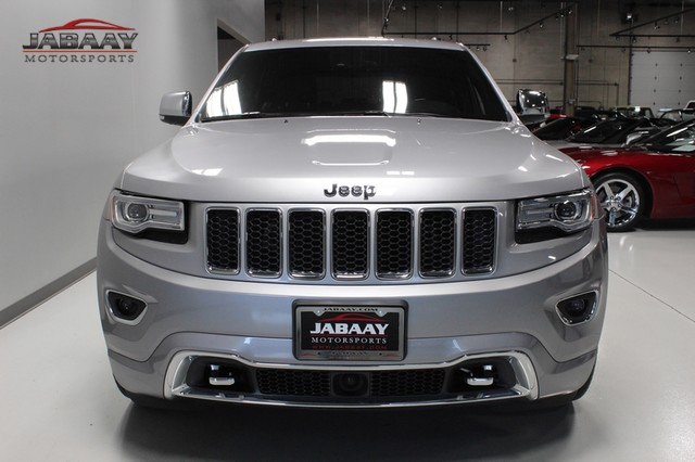 2014 Jeep Grand Cherokee Overland Merrillville, Indiana 7