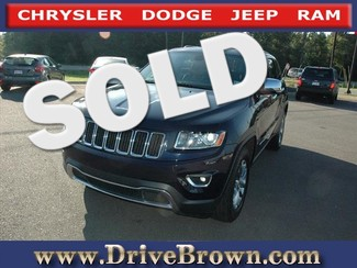 2014 Jeep Grand Cherokee Limited Minden, LA