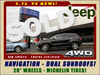 2014 Jeep Grand Cherokee Summit 4WD - NAVIGATION - MICHELINS! Mooresville , NC