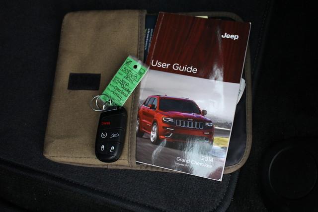 2014 Jeep Grand Cherokee Overland Mooresville , NC 33