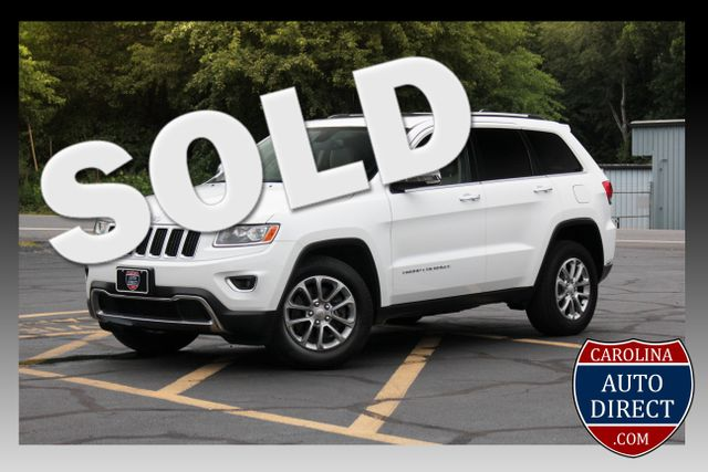 2014 Jeep Grand Cherokee Limited Mooresville , NC 0