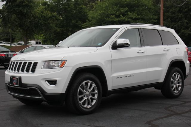 2014 Jeep Grand Cherokee Limited Mooresville , NC 2