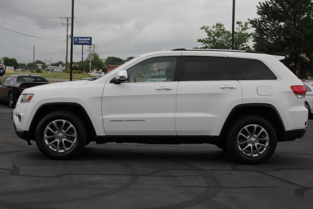 2014 Jeep Grand Cherokee Limited Mooresville , NC 3