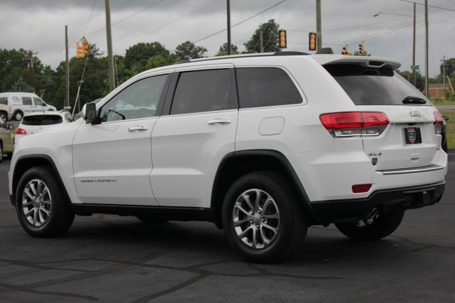 2014 Jeep Grand Cherokee Limited Mooresville , NC 4