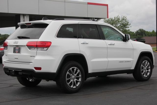 2014 Jeep Grand Cherokee Limited Mooresville , NC 6