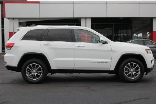 2014 Jeep Grand Cherokee Limited Mooresville , NC 7