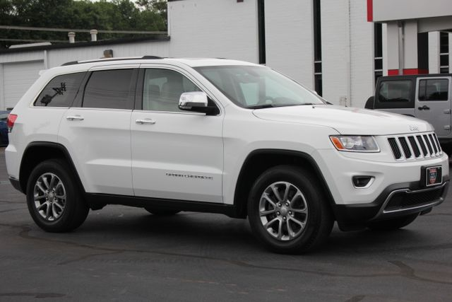 2014 Jeep Grand Cherokee Limited Mooresville , NC 8