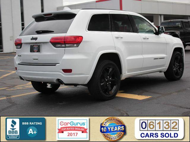 2014 Jeep Grand Cherokee Altitude 4WD - NAVIGATION - SUNROOF! Mooresville , NC 2