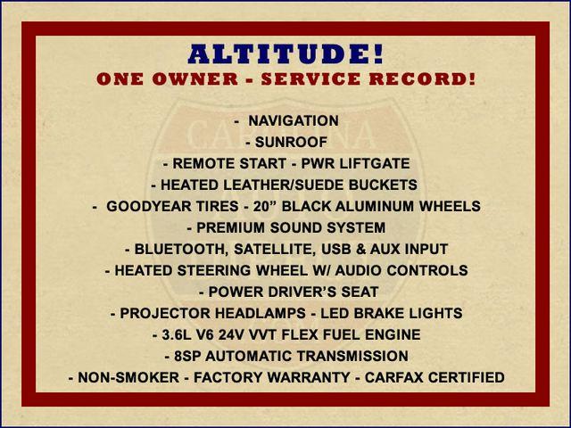 2014 Jeep Grand Cherokee Altitude 4WD - NAVIGATION - SUNROOF! Mooresville , NC 1