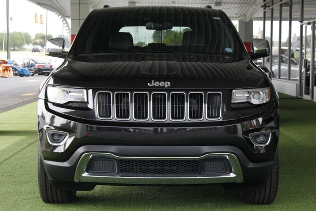 2014 Jeep Grand Cherokee Limited LUXURY RWD - NAV - SUNROOFS - NEW TIRES! Mooresville , NC 17