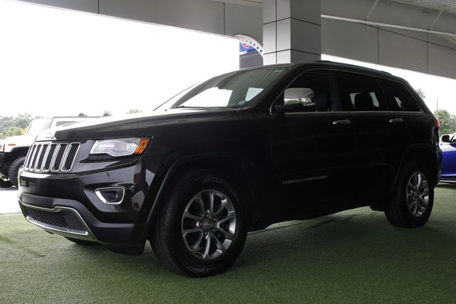 2014 Jeep Grand Cherokee Limited LUXURY RWD - NAV - SUNROOFS - NEW TIRES! Mooresville , NC 22