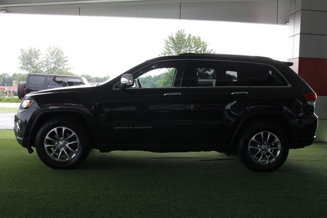 2014 Jeep Grand Cherokee Limited LUXURY RWD - NAV - SUNROOFS - NEW TIRES! Mooresville , NC 16