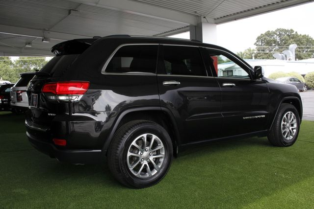 2014 Jeep Grand Cherokee Limited LUXURY RWD - NAV - SUNROOFS - NEW TIRES! Mooresville , NC 23