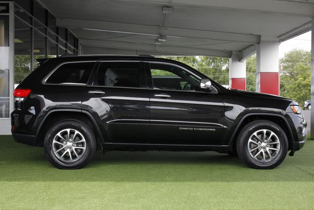 2014 Jeep Grand Cherokee Limited LUXURY RWD - NAV - SUNROOFS - NEW TIRES! Mooresville , NC 15