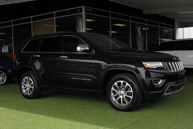 2014 Jeep Grand Cherokee Limited LUXURY RWD - NAV - SUNROOFS - NEW TIRES! Mooresville , NC 21