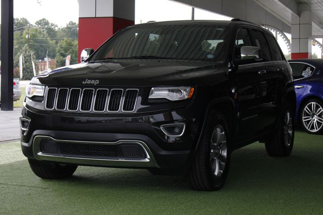 2014 Jeep Grand Cherokee Limited LUXURY RWD - NAV - SUNROOFS - NEW TIRES! Mooresville , NC 26