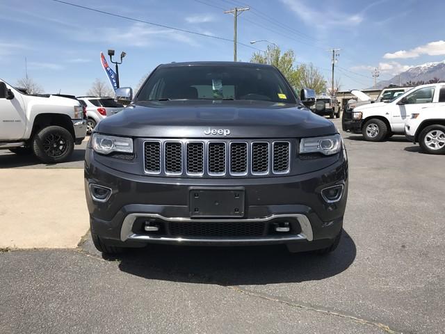 2014 Jeep Grand Cherokee Overland Ogden, Utah 6
