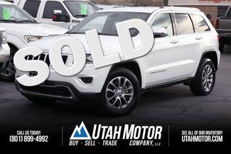 2014 Jeep Grand Cherokee Limited   Orem, Utah   Utah Motor Company in  Utah