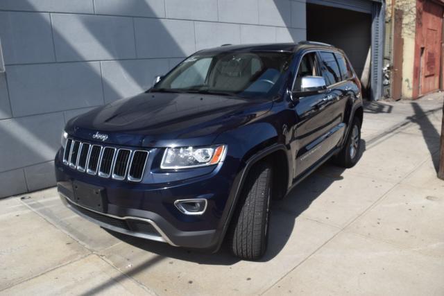 2014 Jeep Grand Cherokee Limited Richmond Hill, New York 0