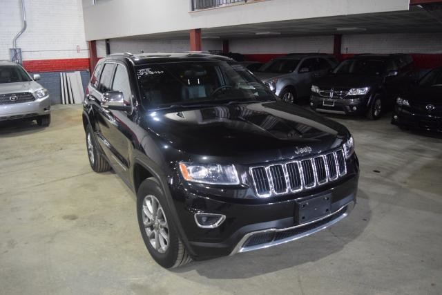 2014 Jeep Grand Cherokee Limited Richmond Hill, New York 1