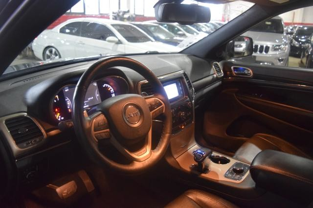 2014 Jeep Grand Cherokee Limited Richmond Hill, New York 11