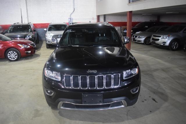 2014 Jeep Grand Cherokee Limited Richmond Hill, New York 2