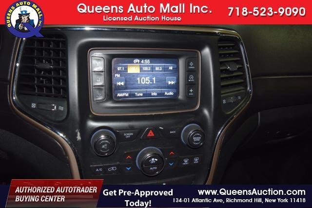 2014 Jeep Grand Cherokee Laredo Richmond Hill, New York 11