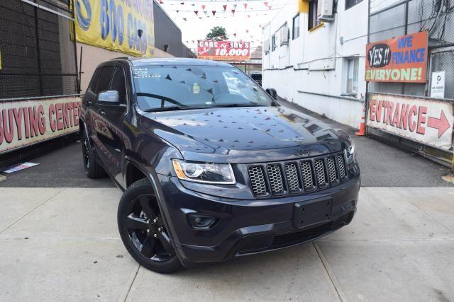 2014 Jeep Grand Cherokee Altitude Richmond Hill, New York 1