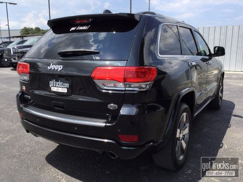 2014 Jeep Grand Cherokee Overland 3.0L V6 Turbo Diesel | American Auto Brokers San Antonio, TX in San Antonio, Texas